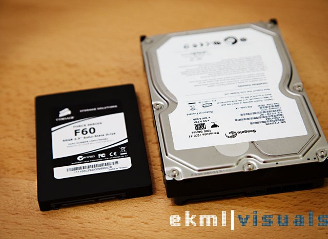 The SSD Swap